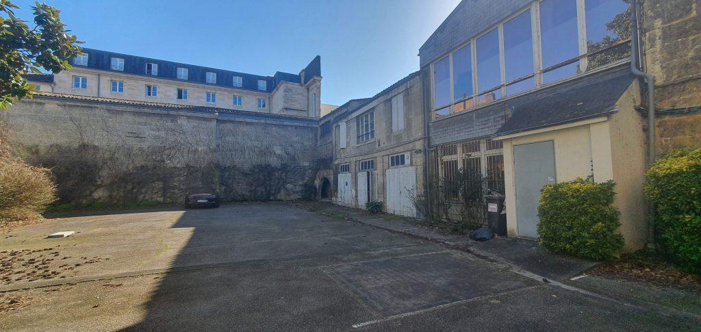 500 m² d'exterieur
